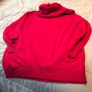 Stylish Cowl Neck Sweater
